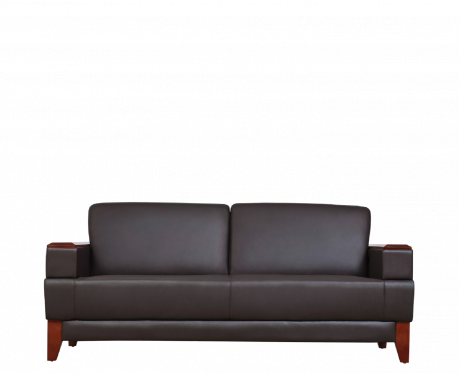 3-Sitzer Sofa PORTER Braun
