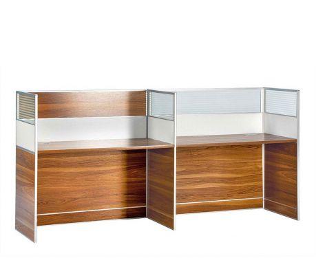 Schreibtisch für 2 Personen EVOLUTIO 20A