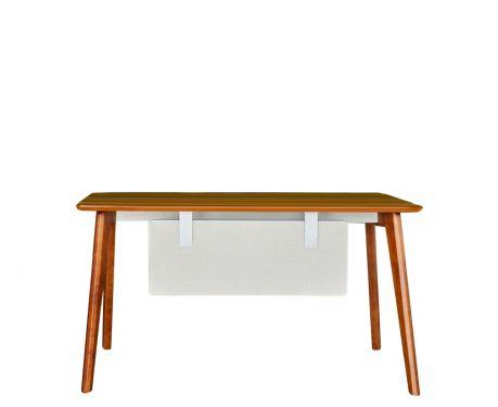 Moderner Schreibtisch EVOLUTIO A609B 140x70