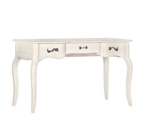 JACQUELINE Desk Blanc