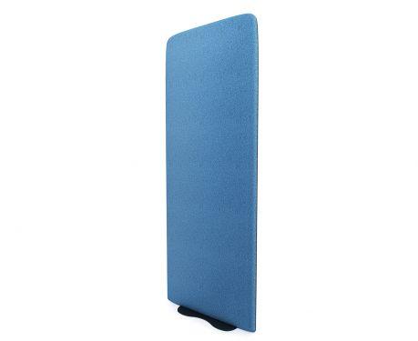 Freistehende Akustikplatte 160x60 blaue