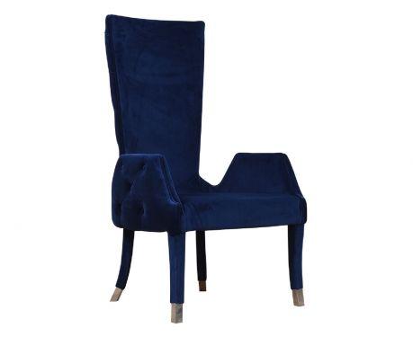 Stuhl BLUE VELVET I