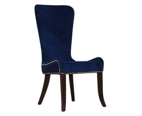Stuhl BLUE VELVET II