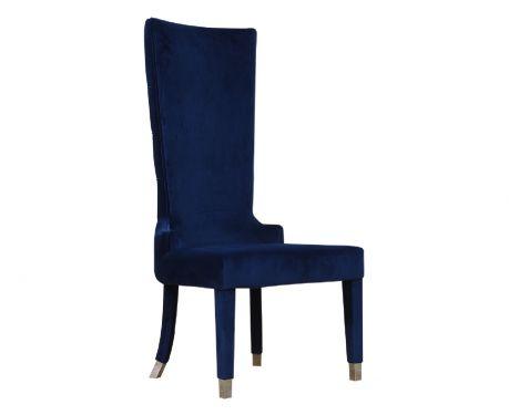 Stuhl BLUE VELVET III