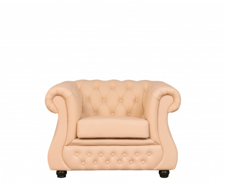 Sessel CHESTER LUX Beige