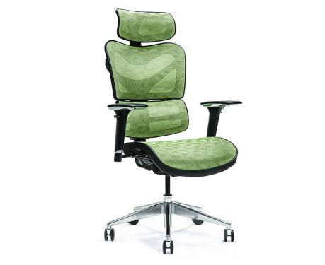 Ergonomischer Bürosessel ERGO 600 Grün