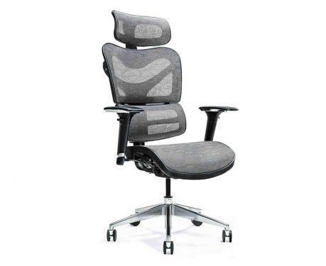 Ergonomischer Bürosessel ERGO 600 Grau