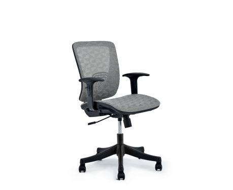 Ergonomischer Bürosessel ERGO 400 Grau