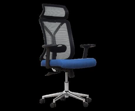 Bürosessel FLOW Blau