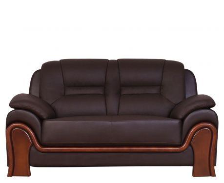 2-Sitzer Sofa PALLADIO Braun