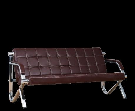 3-Sitzer Sofa STILIO PLUS Braun
