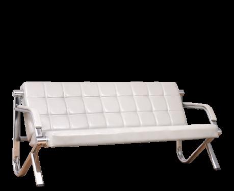 3-Sitzer Sofa STILIO PLUS Grau