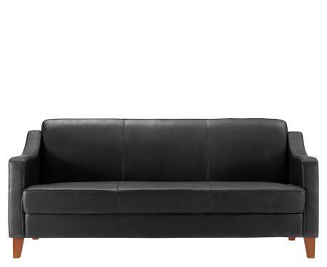 3-Sitzer Sofa ORION Schwarz