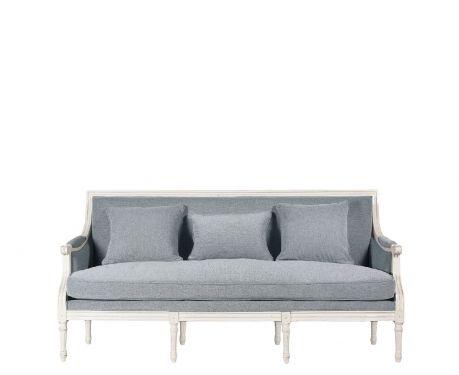 Sofa CECILE III Blanc