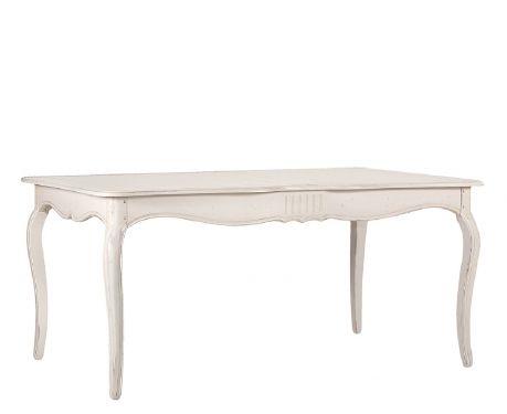 Tisch GINEVRA Blanc