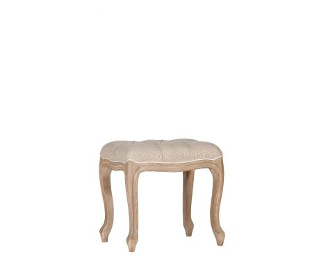 Hocker ESTELLE Beige