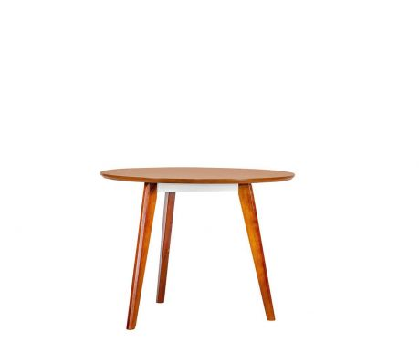 Moderner Runder Tisch EVOLUTIO F02 80 cm