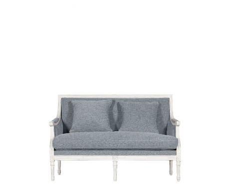 Sofa CECILE II Blanc